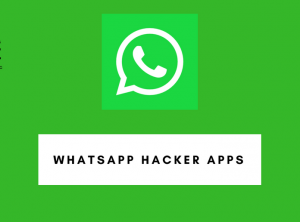 Whatsapp hacker apps